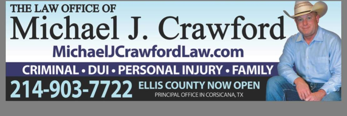 The Law Office of Michael J. Crawford reviews | Criminal Defense Law at 416 N 14th - Corsicana TX