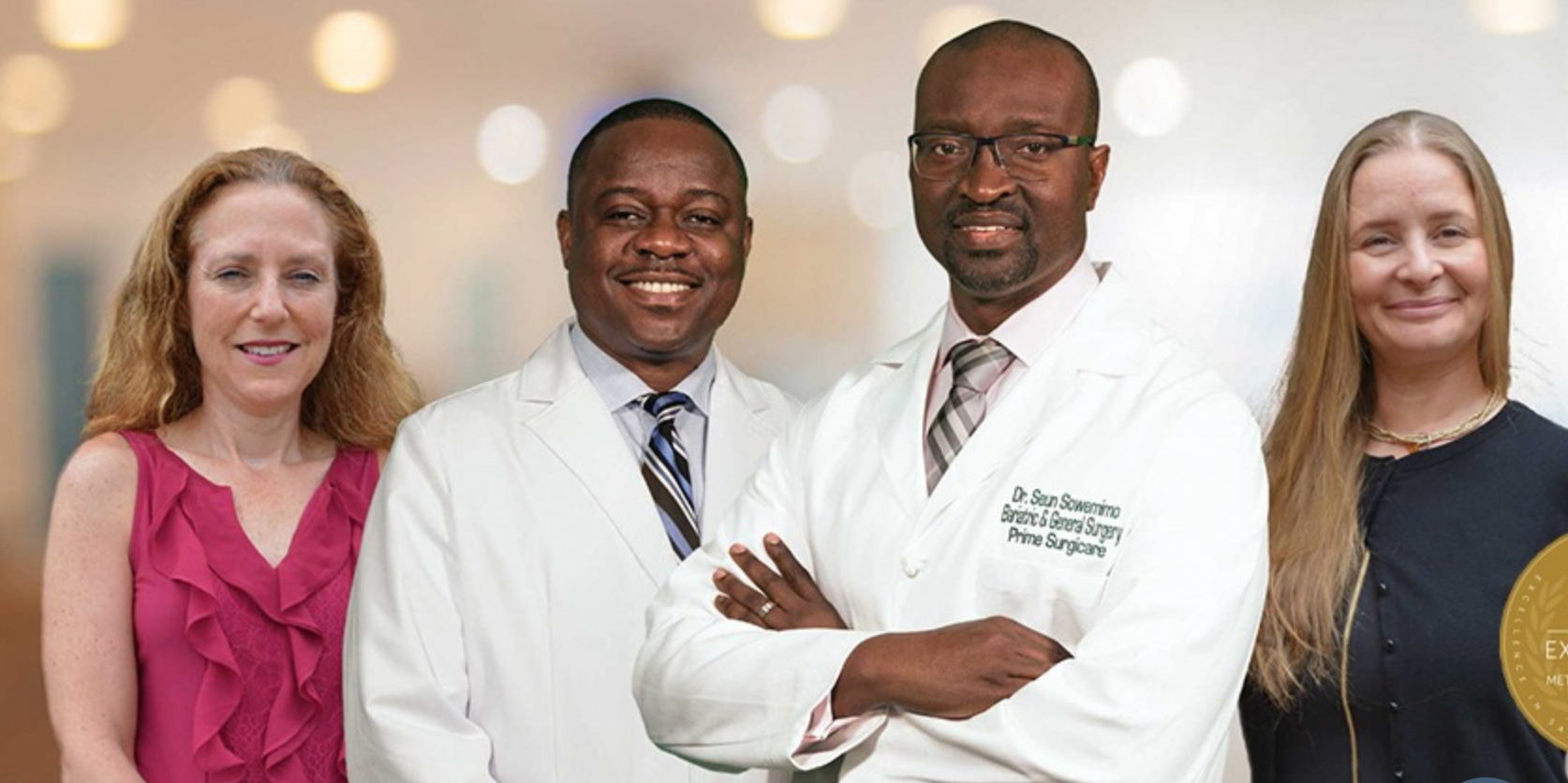 Prime Surgicare  Seun Sowemimo MD, FACS, FASMBS reviews | Surgeons at 901 W Main St - Freehold NJ
