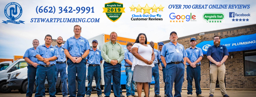 Stewart Plumbing reviews | Plumbing at 1410 Brookhaven Dr - Southaven MS
