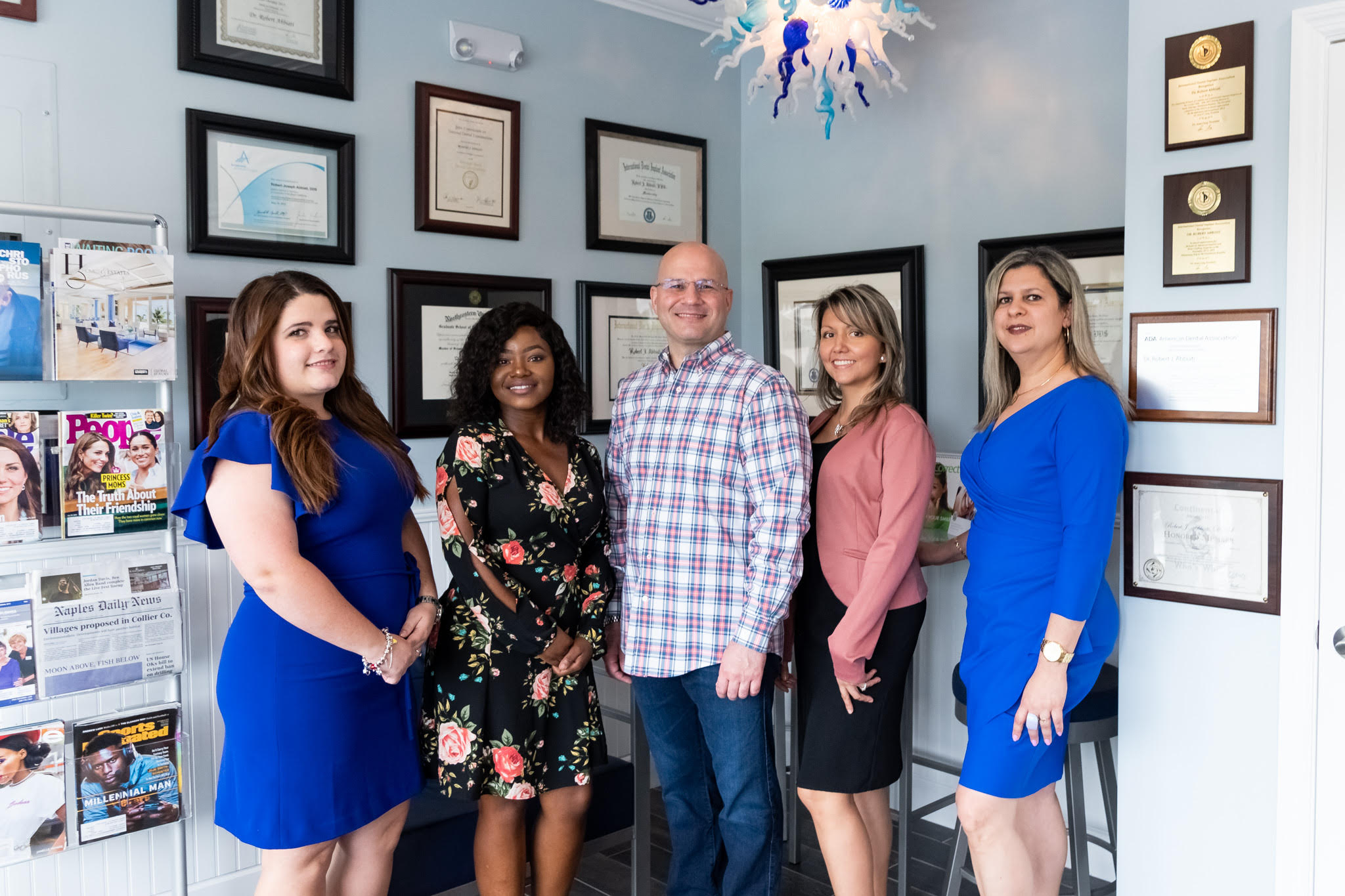 Island Paradise Dental, Dr. Robert J. Abbiati, DDS reviews | Cosmetic Dentists at 1120 N Collier Blvd #208 - Marco Island FL